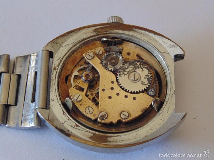 Relojes de pulsera: Reloj de pulsera Capri Sport, 17 rubíes - Foto 4 - 57683146