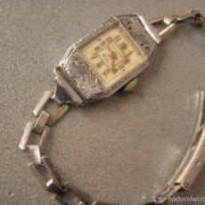 Relojes de pulsera: EXCEPCIONAL ART DECÓ VALANCIA 1930 P209A. Lote 57724652