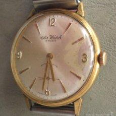 Relojes de pulsera: RELOJ DE PULSERA CLER WATCH FUNCIONANDO BIEN DE 1960. Lote 57945987