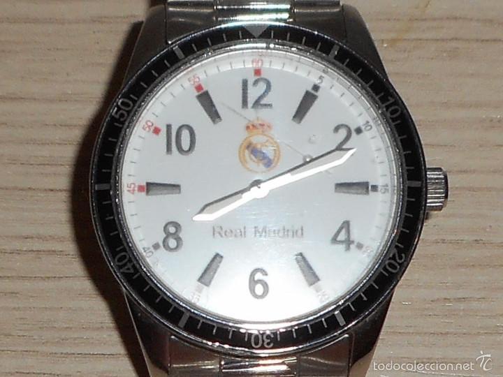 reloj oficial real madrid - Comprar Relojes antiguos de pulsera ... a84284be7738