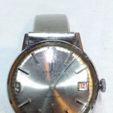 Relojes de pulsera: RELOJ PULSERA CABALLERO O CADETE FESTINA, 17 RUBIS, INCABLOC SWISS MADE. FUNCIONA. Lote 58274974