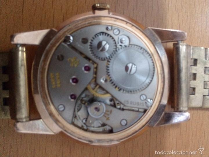 Relojes de pulsera: Extraordinario Reloj Cauny Prima - Foto 5 - 49103735
