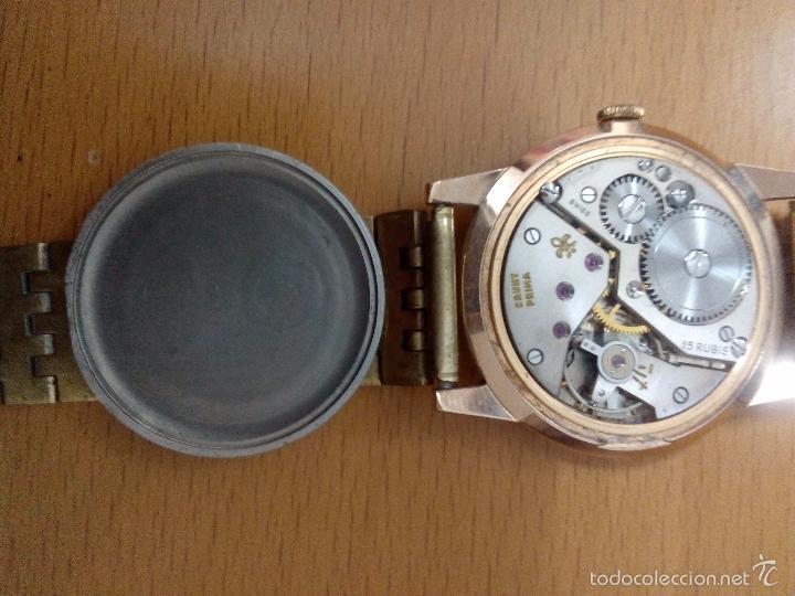 Relojes de pulsera: Extraordinario Reloj Cauny Prima - Foto 6 - 49103735