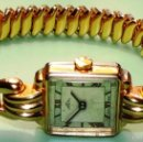 Relojes de pulsera: SOLEX SUIZO CHAPADO DE ORO DE 10 MICRAS CIRCA 1.945. Lote 58716753