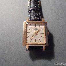 Relojes de pulsera: ANTIGUO RELOJ MARCA ORIS - ANTI-SHOCK 17 JEWELS SWISS MADE CARGA MANUAL FUNCIONANDO . Lote 59572307