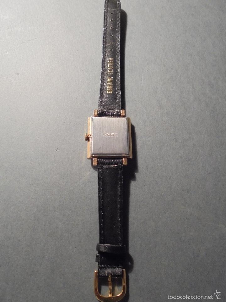 Relojes de pulsera: ANTIGUO RELOJ MARCA ORIS - ANTI-SHOCK 17 JEWELS SWISS MADE CARGA MANUAL FUNCIONANDO - Foto 3 - 59572307