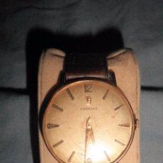 Relojes de pulsera: ANTIGUO RELOJ FESTINA 17 RUBIS INCABLOC SWISS MADE - 34 MM.. Lote 59663655