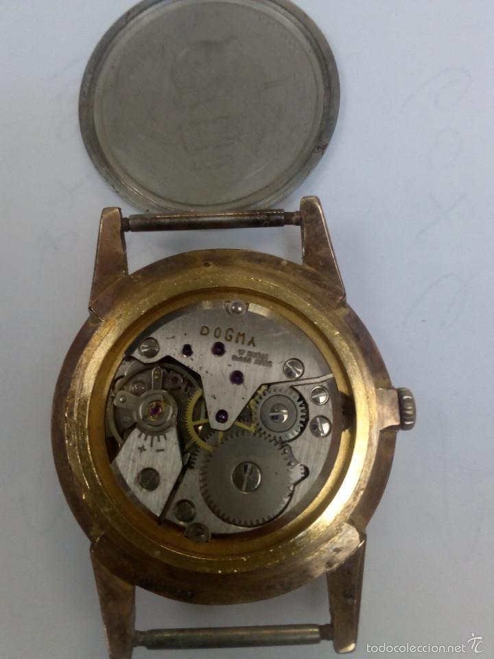Relojes de pulsera: Reloj Dogma con calendario - Foto 4 - 59967939