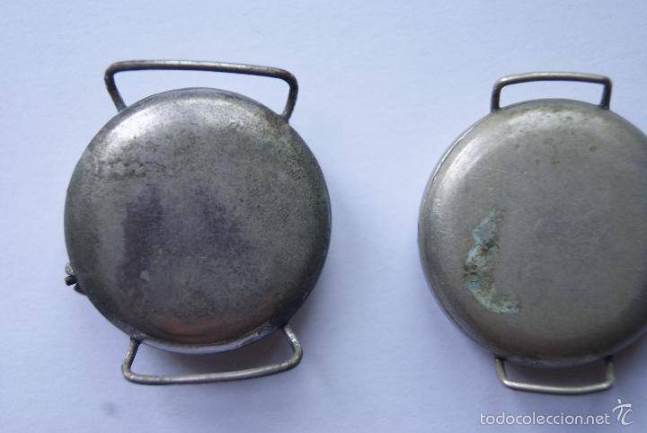 Relojes de pulsera: LOTE DE 6 RELOJES Y 1 CALIBRE AÑOS 20/30 M12 - Foto 2 - 60831063