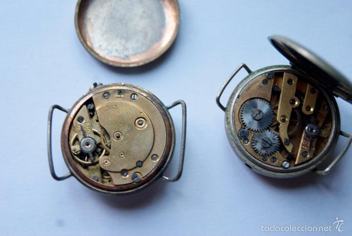 Relojes de pulsera: LOTE DE 6 RELOJES Y 1 CALIBRE AÑOS 20/30 M12 - Foto 3 - 60831063