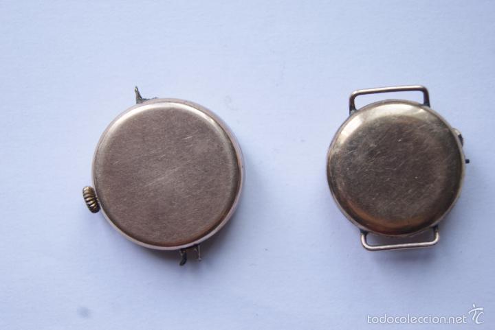 Relojes de pulsera: LOTE DE 6 RELOJES Y 1 CALIBRE AÑOS 20/30 M12 - Foto 4 - 60831063