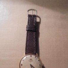 Relojes de pulsera: ANTIGUO RELOJ DE PULSERA MOVADO AUTOMATIC 331 - ( AUTOMATICO ) CAJA DE ORO 18 KLT. FUNCIONANDO . . Lote 61345271