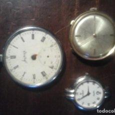 Relojes de pulsera: LOTE DE 3 RELOJES .. Lote 61526471