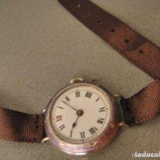 Relojes de pulsera: PREDECESOR PRIMEROS RELOJES DE PULSERA. 1880, FUNCIONANDO, P228A. Lote 62230344