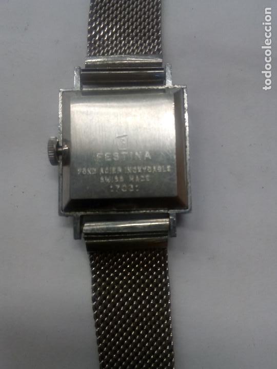 Relojes de pulsera: Pequeño Reloj Festina - Foto 3 - 146827261