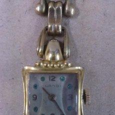 Relojes de pulsera: RELOJ LANDI, DE PULSERA, CARGA MANUAL, FUNCIONANDO.. Lote 62584904