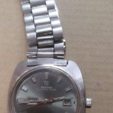 Relojes de pulsera: RELOJ DE CABALLERO RICOH, CARGA MANUAL, FUNCIONANDO. Lote 63003408