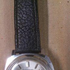 Relojes de pulsera: RELOJ DE CABALLERO LUCERNE, CARGA MANUAL. FUNCIONANDO. Lote 63004220