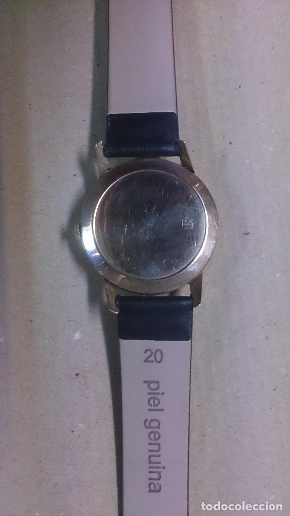 Relojes de pulsera: Reloj de caballero Cyma, en oro, carga manual, funcionando - Foto 6 - 63099488
