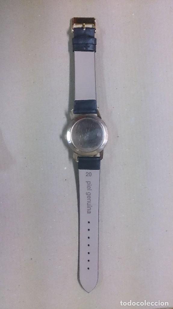 Relojes de pulsera: Reloj de caballero Cyma, en oro, carga manual, funcionando - Foto 7 - 63099488