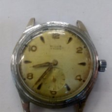 Relojes de pulsera: ANTIGUO RELOJ MILUS. Lote 63787219