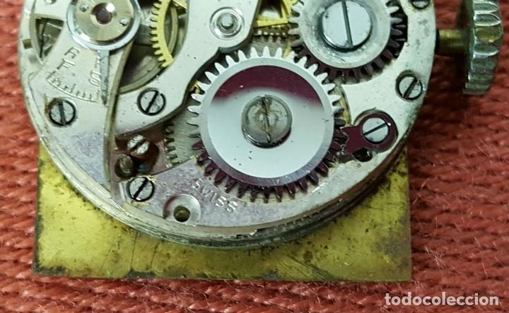 Relojes de pulsera: RE415. RELOJ DE PULSERA. MARCA CONTY. ESFERA EN NACAR. 15 RUBIS. CIRCA 1940 - Foto 7 - 63904395