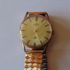 Relojes de pulsera: RELOJ DE CARGA MANUAL VANROY. 17 RUBIS. SWISS MADE. ANTIMAGNETIC. AÑOS 60. Lote 130260248