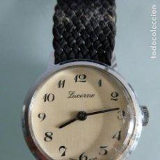 Relojes de pulsera: RELOJ DE PULSERA LUCERNE. NO ESTA PROBADO. Lote 64238387