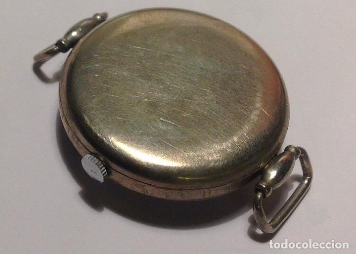 Relojes de pulsera: Reloj de trinchera Cyma primera guerra mundial. Vintage. Militar. Funciona - Foto 2 - 64343695