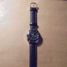 Relojes de pulsera: ANTIGUO RELOJ MORTIMA SUPER DATOMATIC 17 JEWELLS , FUNCIONANDO CAJA DE ACERO 4X4 CM. . Lote 64694875