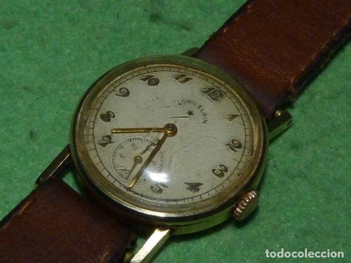 Lord Funcionando De Elgin reloj 21 Relojes Bolsillo Jewels Y7gfyb6v