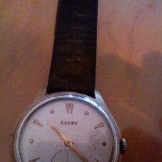 Relojes de pulsera: CAUNY RELOJ PULSERA. Lote 66009066