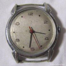 Relojes de pulsera: ANTIGUO RELOJ DE PULSERA DE CUERDA FUNCIONANDO. Lote 66164398