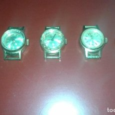 Relojes de pulsera: RELOJES DE CUERDA DE SEÑORA . Lote 67235085
