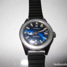 Relojes de pulsera: RELOJ HOBA TAMAÑO 26MM APROX. Lote 67576465