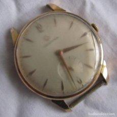 Relojes de pulsera: RELOJ DE CABALLERO CERTINA DE CUERDA FUNCIONANDO BAÑO ORO. Lote 67739049