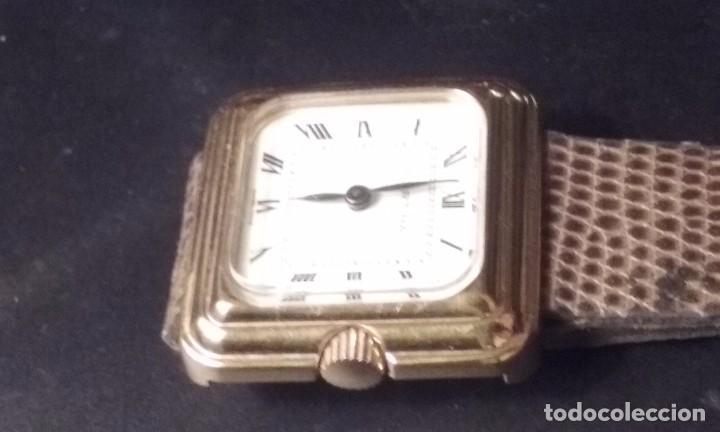 Relojes de pulsera: RELOJ MUJER CERTINA CARGA MANUAL CAJA ORO 40 MICRAS AÑOS 70 - Foto 3 - 67756521