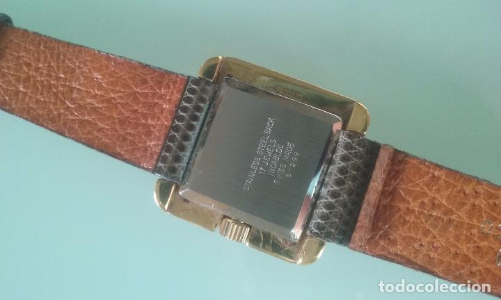 Relojes de pulsera: RELOJ MUJER CERTINA CARGA MANUAL CAJA ORO 40 MICRAS AÑOS 70 - Foto 9 - 67756521