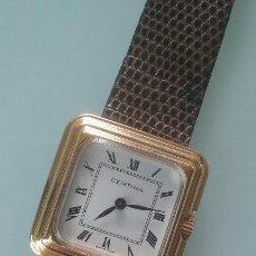 Relojes de pulsera: RELOJ MUJER CERTINA CARGA MANUAL CAJA ORO 40 MICRAS AÑOS 70. Lote 67756521