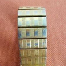 Relojes de pulsera: RE464. RELOJ RADIANT.CHAPADO EN ORO DE 10 MICRONS 17 RUBIS. AÑOS 40/50. Lote 165323980
