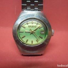 Relojes de pulsera: RELOJ SEÑORA - ORIENT - 21 JEWELS - FUNCIONANDO. Lote 68464313