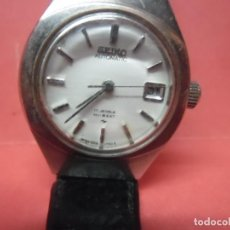 Relojes de pulsera: RELOJ SEÑORA - SEIKO - 17 JEWELS - FUNCIONANDO. Lote 68514897