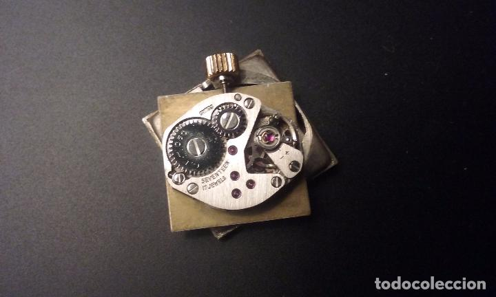 Relojes de pulsera: RELOJ MUJER CERTINA CARGA MANUAL CAJA ORO 40 MICRAS AÑOS 70 - Foto 10 - 67756521