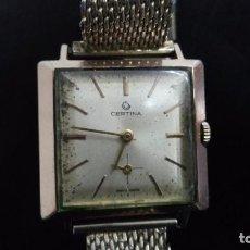 Relojes de pulsera: CERTINA . CHAPADO EN ORO G 20. 19¨- 30 .17 RUBIES SWISS FUNCIONANDO. Lote 69526713