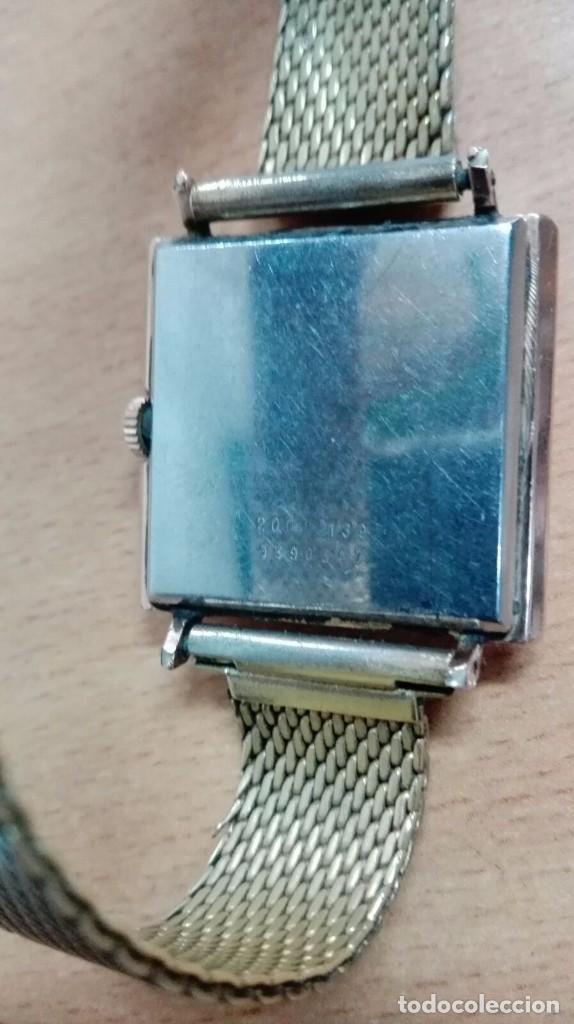Relojes de pulsera: CERTINA . CHAPADO EN ORO G 20. 19¨- 30 .17 RUBIES SWISS FUNCIONANDO - Foto 3 - 69526713