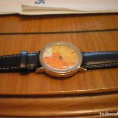 Relojes de pulsera: RELOJ DE PULSERA ORIGINAL CON SU ESTUCHE. Lote 69827353