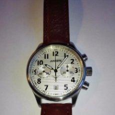 Relojes de pulsera: CRONÓGRAFO JUNKERS. Lote 70108309
