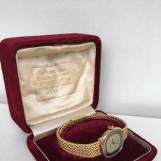 Relojes de pulsera: ANTIGUO RELOJ DE SEÑORA THERMIDOR- PARIS. Lote 70294362