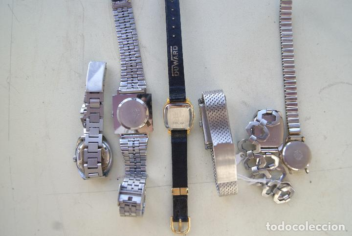 Relojes de pulsera: LOTE DE 6 RELOJES MECANICOS CERTINA, DUWARD... C20 - Foto 4 - 70370301
