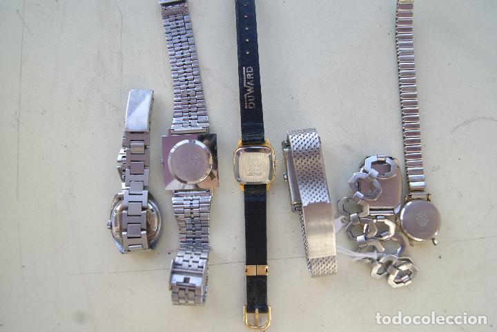 Relojes de pulsera: LOTE DE 6 RELOJES MECANICOS CERTINA, DUWARD... C20 - Foto 5 - 70370301